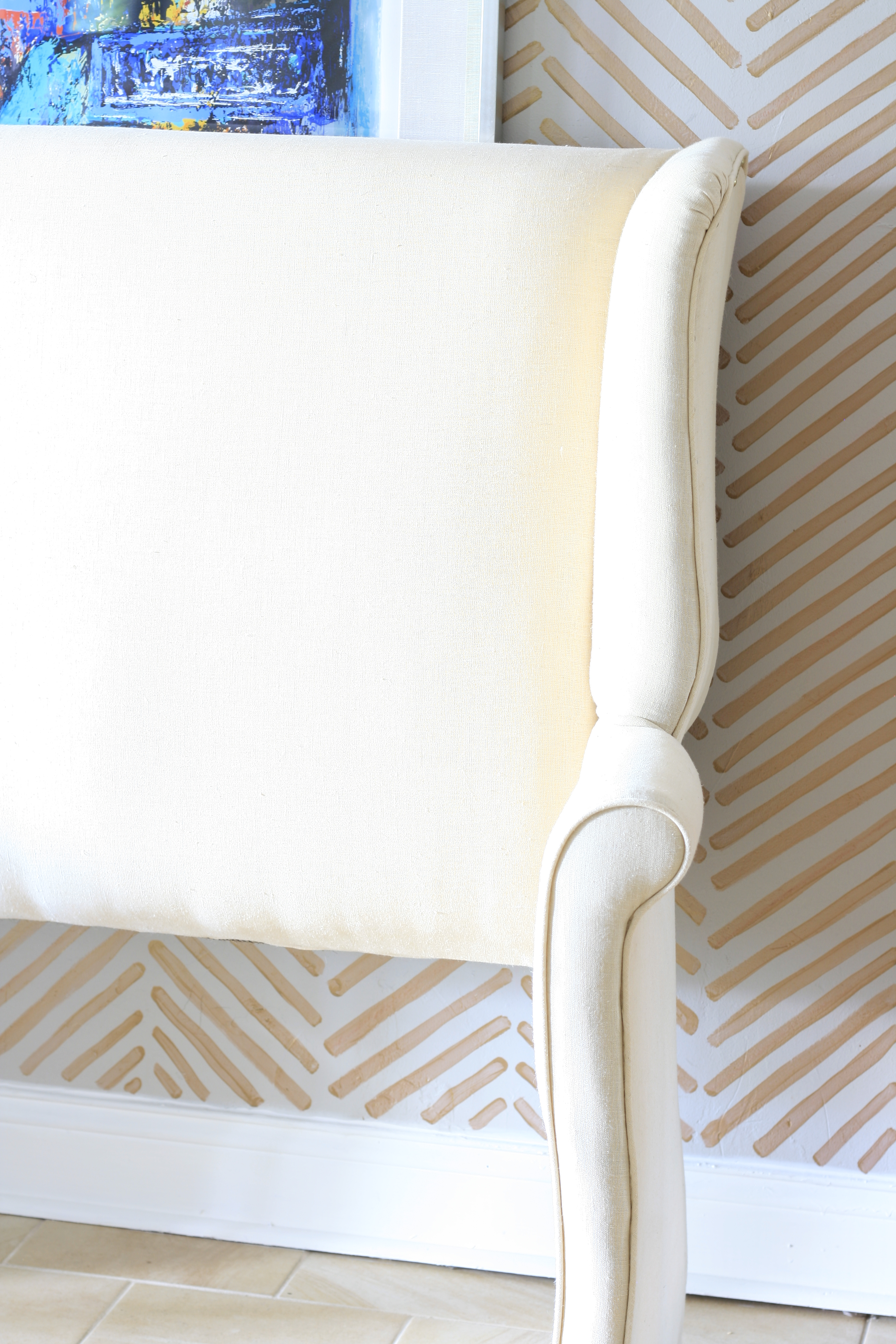 nail of nailhead you ll love simple headboard the head elegance shaped pin upholstered and sophistication trim